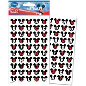 Disney Mickey & Friends Alphabet Dimensional Stick
