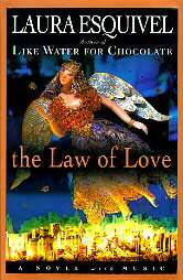 The Law of Love by Margaret Sayers Peden and Laura Esquivel 1996