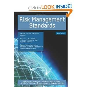 Risk Management Standards High impact Strategies   What You Need to