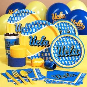 Lets Party By CEG UCLA Bruins College Standard Pack