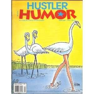 HUSTLER HUMOR 2/95 (FEBRUARY 1995): HUSTLER HUMOR MAGAZINE: Books