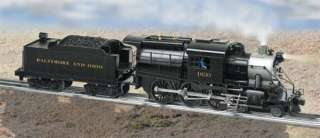 Lionel Baltimore and Ohio B&O Camelback Steam Locomotive and Tender