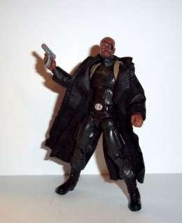 Marvel Universe NICK FURY iron man 2 movie ultimate avengers samuel l