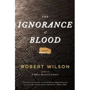 of Blood (Inspector Falcon) (Hardcover) Robert Wilson (Author) Books