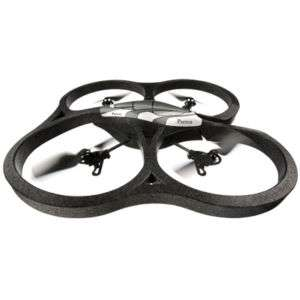 New* Parrot AR.Drone Helicopter iPhone WiFi Controlled Green + Extra