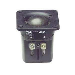 Morel MDT 39 1 1/8 Compact Dome Tweeter Electronics
