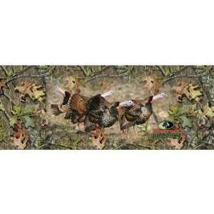 Mossy Oak Graphics 11002 TS 58 x 24 Wild Turkey Tailgate Graphic for