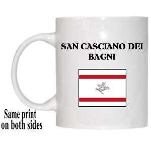 Italy Region, Tuscany   SAN CASCIANO DEI BAGNI Mug: Everything Else