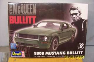 Revell Model kit 85 4234 BULLITT 2008 MUSTANG GT FS GMS CUSTOMS