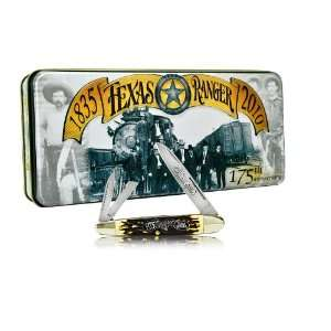 Schrade 9TRT Uncle Henry Texas Rangers 175th Anniversary
