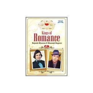 : Kings Of Romance Vol. 1: Shammi Kapoor, Rajesh Khanna: Movies & TV