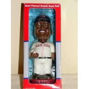 MLB Pedro Martinez Hand Painted Bobble Head Doll Sports