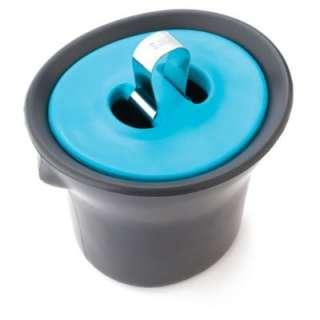 Built Sedna 3 Quart Ice Bucket, Slate Blue