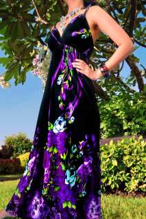 NEW Evening ANGELA Summer Sexy Ladies Long Maxi Dress