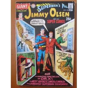 Olsen #131. Giant G 74 Kurt Schaffenberger, et al Curt Swan Books