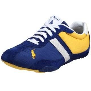 Polo Ralph Lauren Mens Kern Lace up Fashion Sneaker