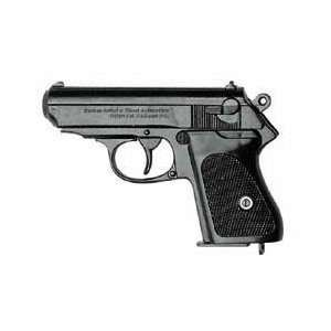 AUTOMATIC PISTOL BLACK FINISH NON FIRING REPLICA GUN