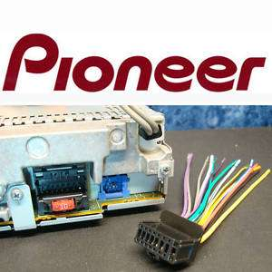 PIONEER HARNESS AVH P3200DVD AVH P3200BT AVIC X920BT TV