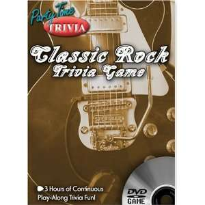 Classic Rock Trivia DVD Game Derek Sunshine David
