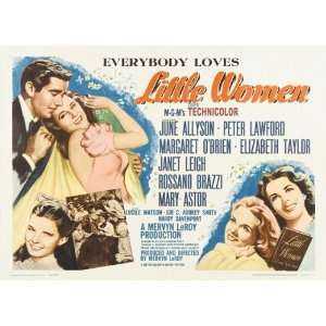 22x28 June Allyson Peter Lawford Margaret OBrien: Home & Kitchen