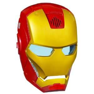 Avengers Electronic Iron Man Mask Toys & Games