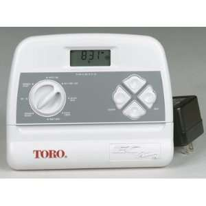 2 each Toro Ecxtra 4 Zone Computer Programmable Timer