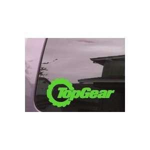 Top Gear I Am The Stig   6 LIME GREEN   Vinyl Decal Window Sticker