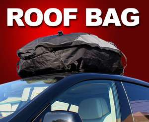 New Car SUV Truck Roof Top Water Resistance Rooftop Cargo Carrier Bag