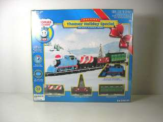 Bachmann HO Thomas Holiday Special Train Set BAC00682