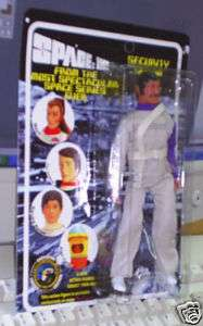 Space 1999 SECURITY GUARD 8 Mego Style Action Figure