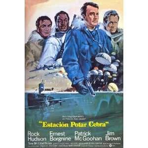 Patrick McGoohan)(Jim Brown)(Lloyd Nolan)(Tony Bill)