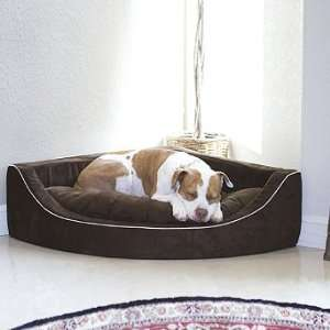 lrg strawberry pet bed house dog cat puppy kitten home