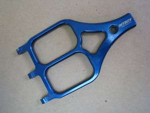 Integy T Maxx Tmaxx blue aluminum upper suspension arm