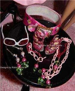 Louella~Ooak Model Muse Barbie~Repaint~Dressed #1 in My Kitty