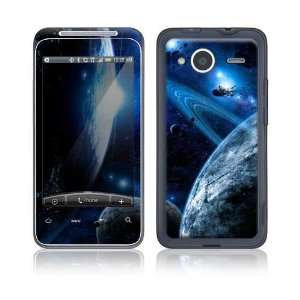 Space Evacuation Decorative Skin Cover Decal Sticker for HTC Evo Shift