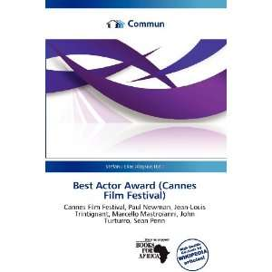 Best Actor Award (Cannes Film Festival) (9786135857924