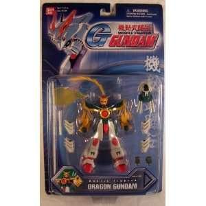 G Gundam Mobile Fighter Neo China Dragon Gundam Toys