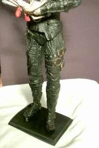 Scissorhands Resin Sculpture Tim Burton Art HTF 18 Statue Figure Doll