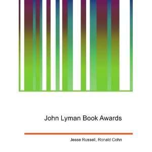 John Lyman Book Awards Ronald Cohn Jesse Russell Books