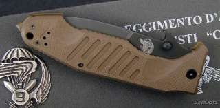 Fox Knife Col Moschin Emerson Wave Delta Spec Ops Lg