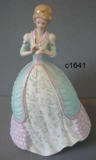 Lenox Legendary Princess PRINCESS OF THE WOODS nib coa