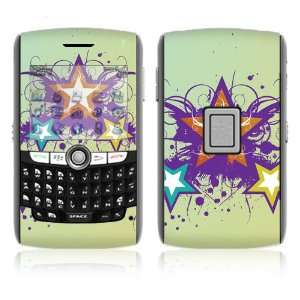 Rock Stars Decorative Skin Cover Decal Sticker for BlackBerry