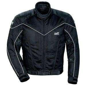 Tour Master Intake Jacket   Tall/Large/Black Automotive