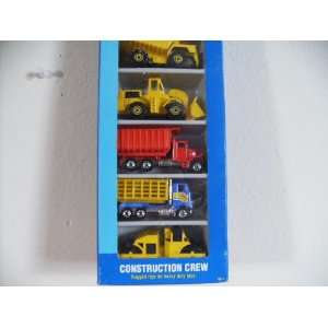 Construction Crew Gift Pack with Ford Stake Bed