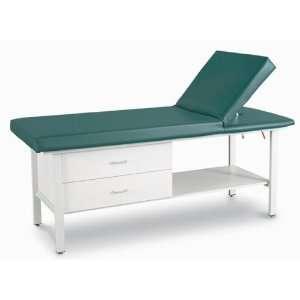 Medline Adjustable Back Blood Draw Chair   30H x 28W x