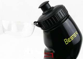 New Cycling Bike Bicycle Black Sports 750ml High Quality Plastic Water