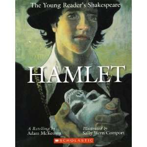 Hamlet (The Young Readers Shakespeare) McKeown Adam 9780439626545