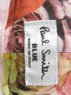 PAUL SMITH Black Wool Ribbon Belt Pants Slacks Sz 40