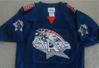 Disney Mickey Mouse #28 ALL STARS Jersey YOUTH M Sewn