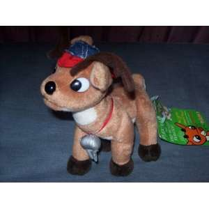 Coach Reindeer Beanie/ Rudolph/ Island of Misfit Toys/: Toys & Games